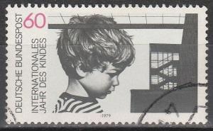 Germany #1286 F-VF Used (S4545)
