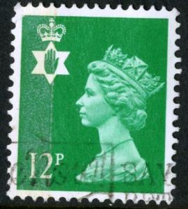 GREAT BRITAIN NORTHERN IRELAND - SC #NIMH18 - USED - 1986 - Item GB292NS7