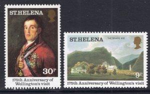 St Helena 342-343 MNH VF