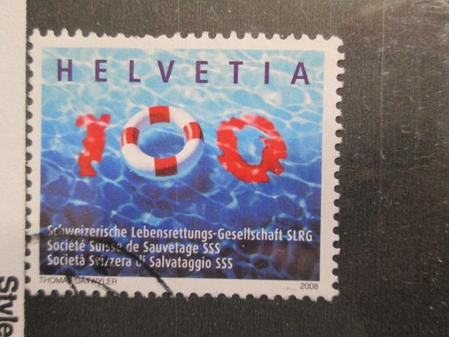 Switzerland #1310 used 2019 SCV= $1.15