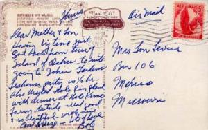 United States, Airmail Issues, Airmail, Hawaii, Birds