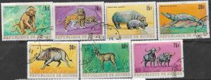 Guinea Used 512-8 Animals LOOOOOK!!!!!