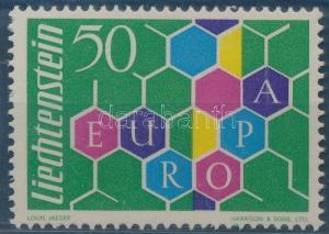 Liechtenstein stamp Europa CEPT 1960 MNH Mi 398 WS185927