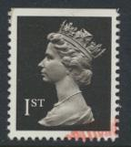 Great Britain SG 1447     Used with first day cancel - Machin 1st