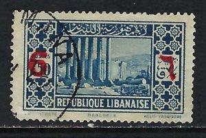 LEBANON 147 VFU M1315