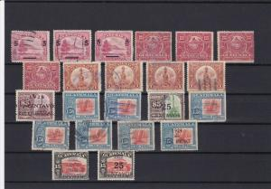 guatemala stamps ref r10749