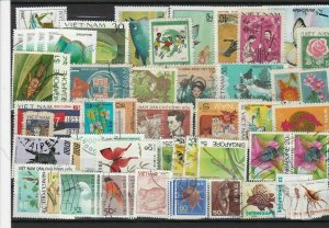 asia collectable stamps ref r12336