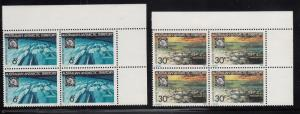 Australian Antarctic Territory 1971 MNH Scott #L19-#L20 Antarctic Treaty Set ...