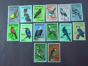 BOTSWANA # 19-32-MINT NEVER/HINGED-COMPLETE SET------1967