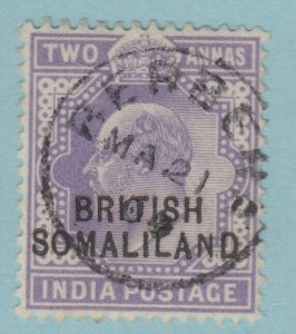 SOMALILAND 23 used  NO FAULTS VERY FINE!