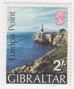 Gibraltar, Sc 233 (5), MNH, 1990, Europa Point