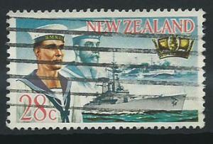 New Zealand SG 886 Used