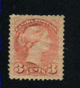 Canada 41   Mint VF 1888   PD