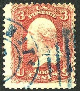 U.S. #65 USED ROSE
