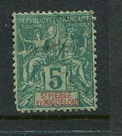 St Pierre #63 Used