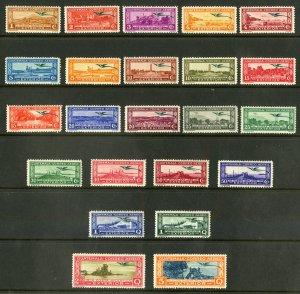 GUATEMALA C47-69 MH SCV $70.00 BIN $32.50 PLACES