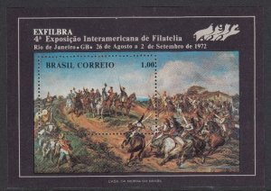 Brazil 1233 EXFILBRA SS mnh