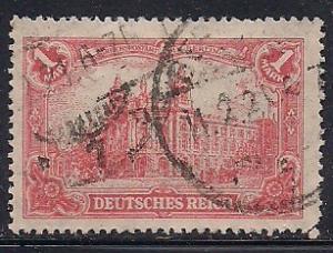Germany Sc. # 92 Used L18