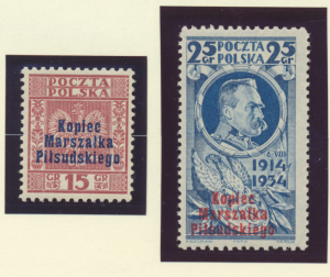 Poland Stamps Scott #292 To 293, Mint Never Hinged - Free U.S. Shipping, Free...