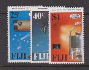Fiji Sc#551-553 MLH