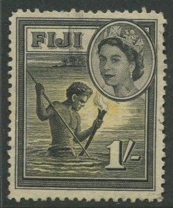STAMP STATION PERTH Fiji #156 QEII Definitive Issue Used 1954 CV$0.30