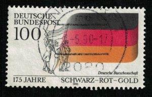 Deutsche BundesPost, 100 Pf (T-6169)