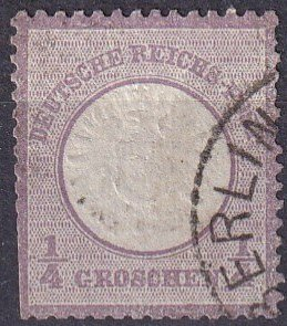 Germany #14  Used CV $110.00 (Z4483)