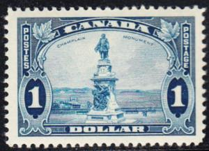 CANADA # 227  Mint NH - VF - S.G. No. 351