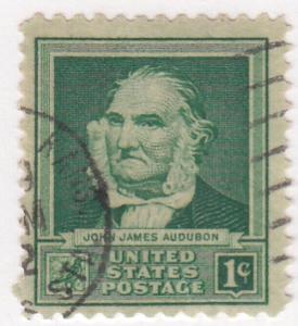 United States, Scott # 874, Used
