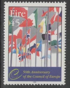 IRELAND SG1227 1999 COUNCIL OF EUROPE MNH