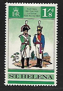ST HELENA 230 MINT HING BRITISH INIFORMS