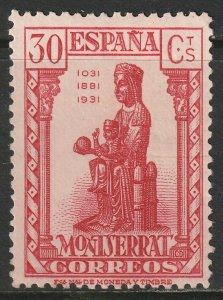 Spain Sc 508 MNG