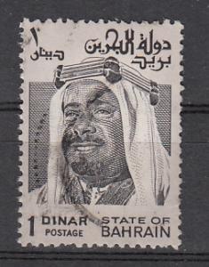 Bahrain SC# 238  1976 1d Sheik used