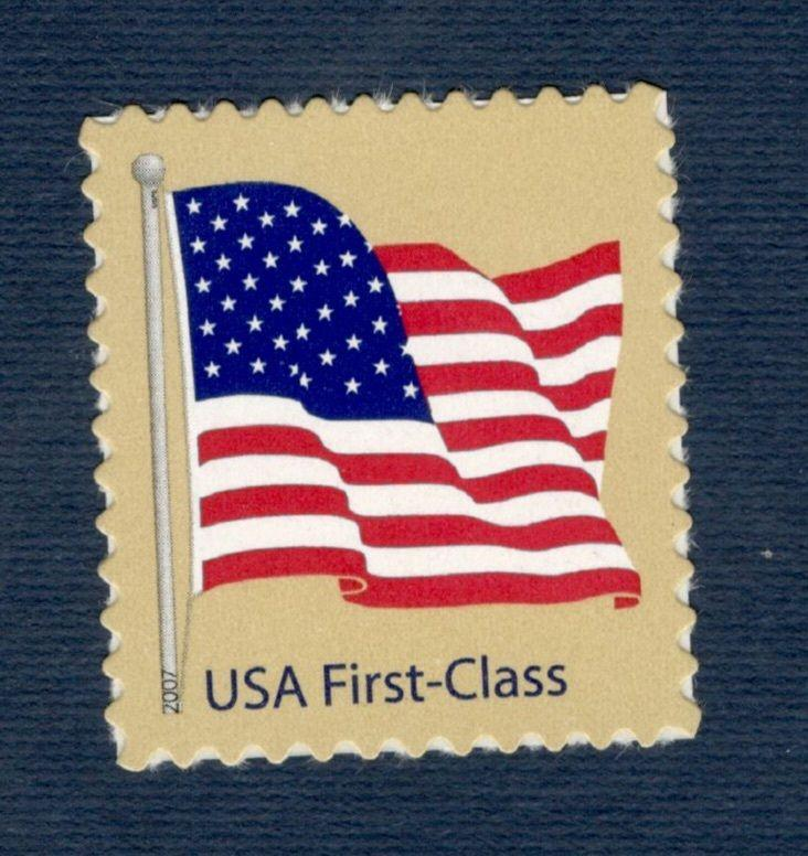 4130 American Flag Single Mint Nh Free Shipping Offer