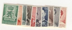 Luxembourg, 206-15, Independence, Singles, MNH