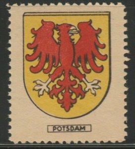 Potsdam Cinderella Poster Stamp Reklamemarken A7P4F800