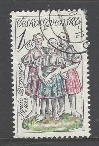 Czechoslovakia Sc # 2215 used (DDT)