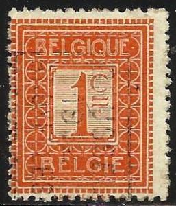 Belgium 1912 Scott# 92 Used (no tab)