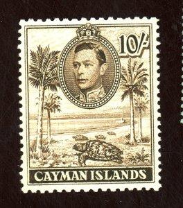 CAYMAN ISLAND #11 MINT F-VF OG NH Cat $19