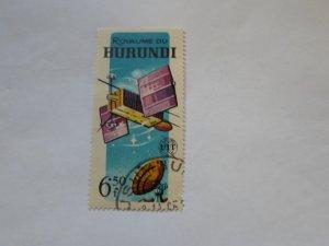 REP. BURUNDI STAMP CTO MINT NOT HINGED # 8