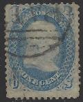 United States Scott # 63 Used