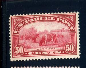 Scott #Q10 Parcel Post 'Dairying' Mint Stamp (Stock #Q10-22)