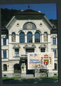 Liechtenstein #1088 Maxim Card Zumstein #1078MK