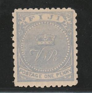 FIJI 1878 CROWN VR 1D PERF 11 X 10