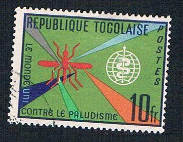 Togo 428 Used Malaria Eradication (BP11210)
