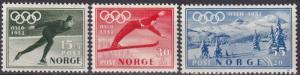 Norway #B50-2  F-VF Unused  CV $21.75 (A18766)