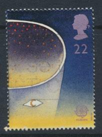 Great Britain SG 1561    Used  - Europa