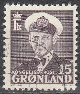 Greenland #31 F-VF Used (S1327)