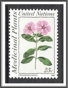 UN New York #575 Medicinal Plants MNH