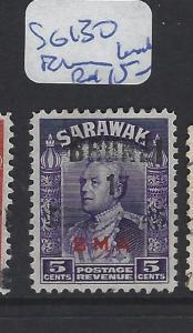 SARAWAK (P1909BB) BMA 5C   BRUNEI  LINOTYPE VFU